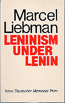 Leibman Book Cover